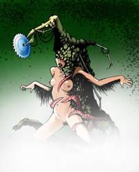 Swamp Thing _Gorky 17