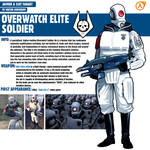 Overwatch Elite Soldier|Half-Life 2
