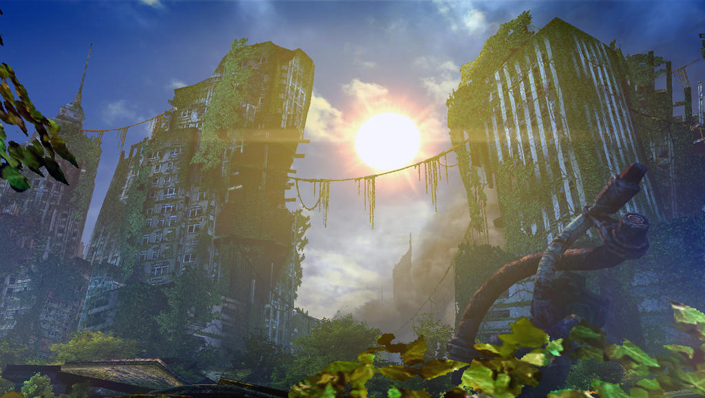 Enslaved: Odyssey to the West 01 by Pino44io
