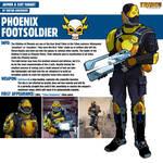 Phoenix Footsoldier |Tribes Vengeance