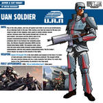UAN Soldier|Bet on Soldier