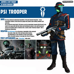PSI Trooper|Damnation by Pino44io