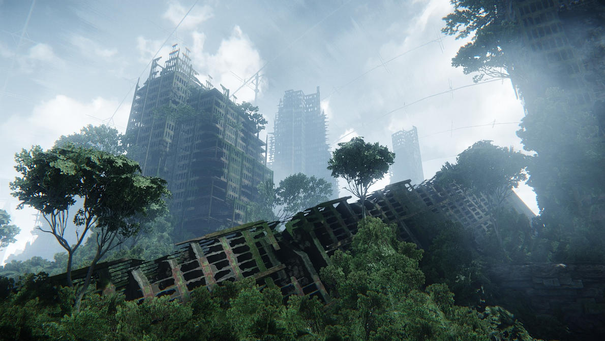 Crysis 3|Screenshot 06 by Pino44io