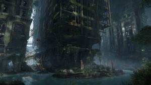 Crysis 3  Ancient giants by Pino44io