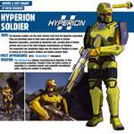 Hyperion Soldier|Borderlands 2