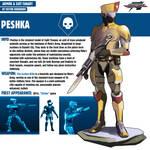 PESHKA | STRIDER