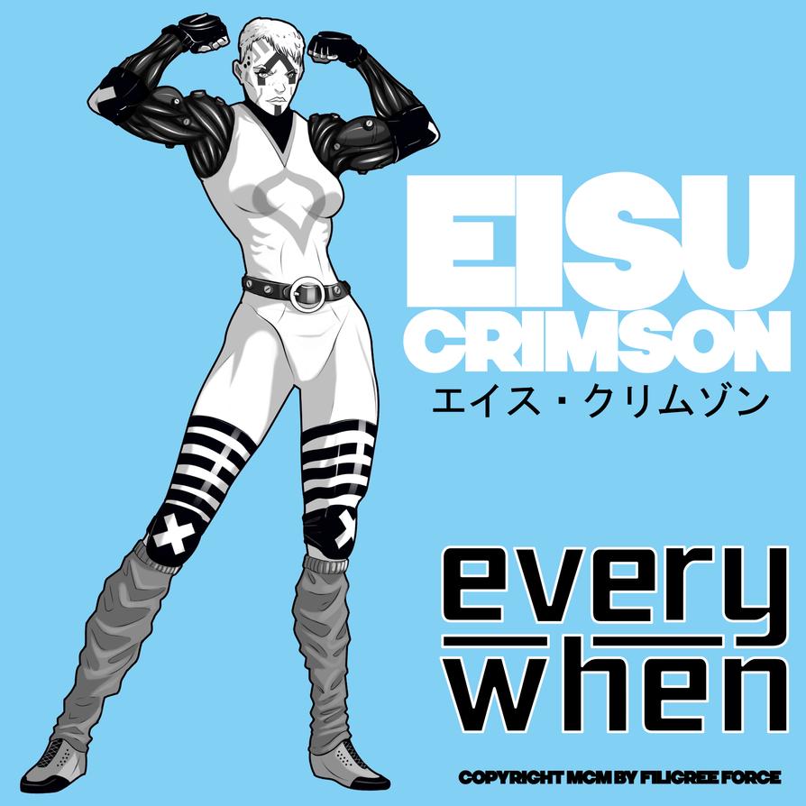 Eisu Crimson | Commission by Pino44io