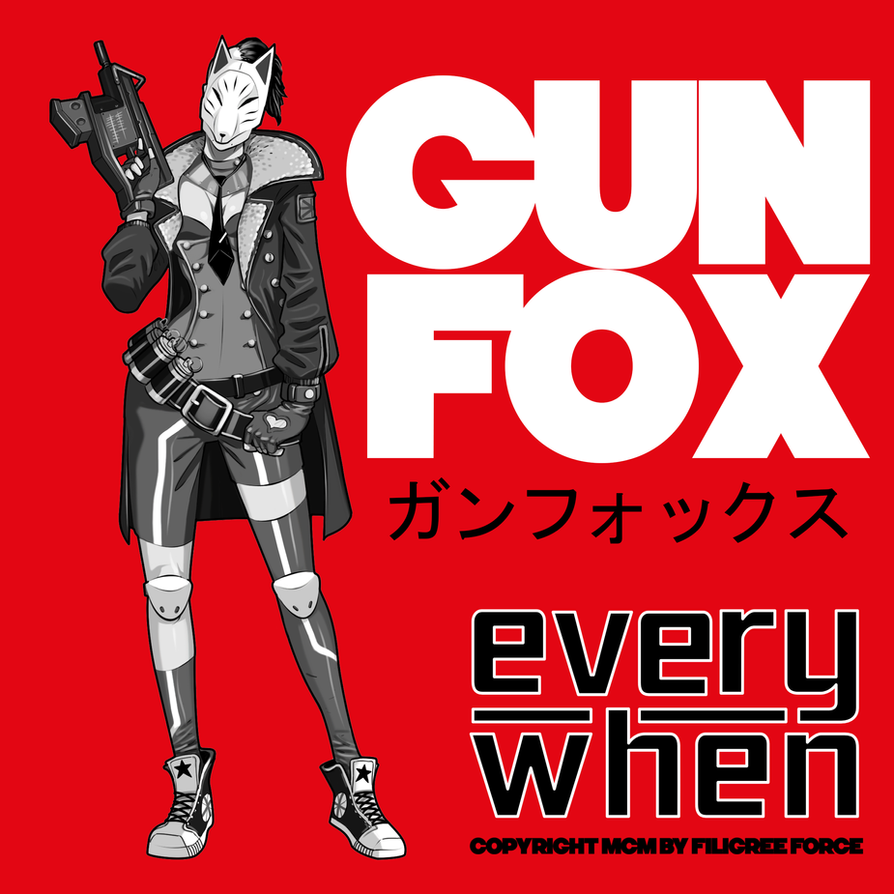 Gunfox | Commission by Pino44io