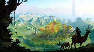 Green Lands | Commission