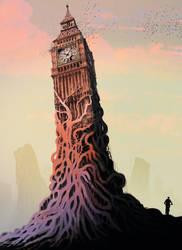 Exploring Earth. London by Pino44io