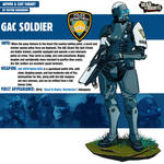 GAC Soldier | Dead to Rights Retribution