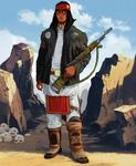 Charibba the Mescalero | Commission