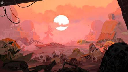 Forsaken Lands   Commission