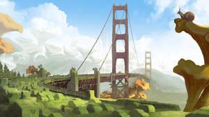 Exploring Earth. San Francisco