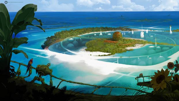 Submerged Secrets   Commission