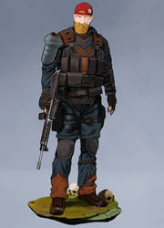 Infantry Outfit 1   Commission
