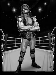 Wrestler | Commission