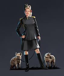 Lieutenant DeWynter | Commission