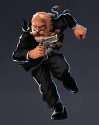 Agent Drumford | Commission