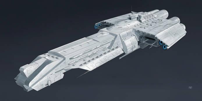Spaceship | Commission