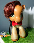 LARGE Custom Doctor Whooves!