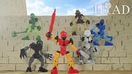 Bionicle Iliad Season 1 Promo by BionicleIliad