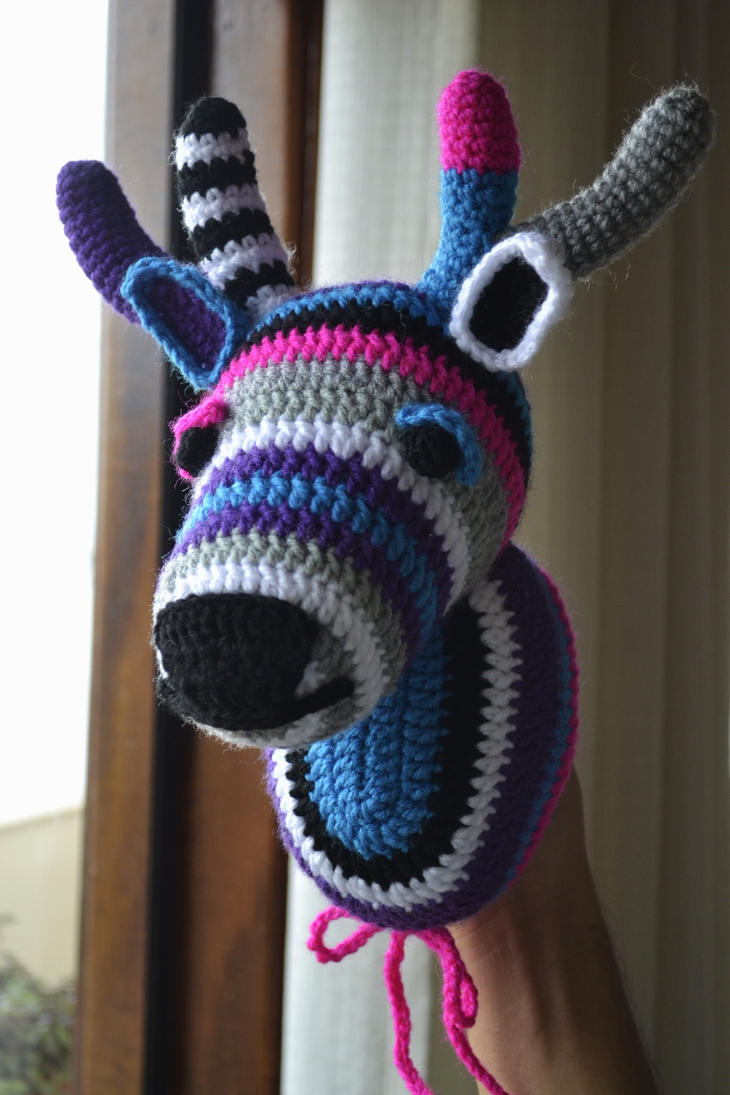 Crochet Amigurumi Head : Deer head amigurumi by gengibrecroche on DeviantArt