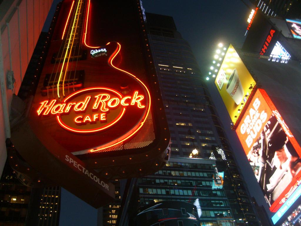 Hard Rock Cafe Membership