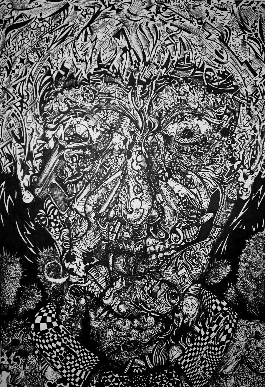 Face by josh-mann