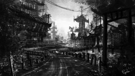 oldtown by PJYNico