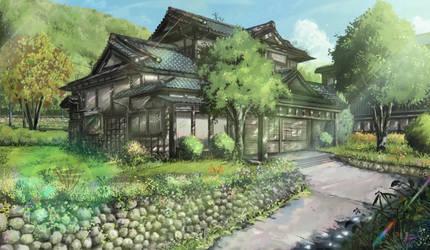 Home of Japan by PJYNico