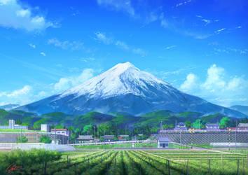 Mt.Fuji by PJYNico