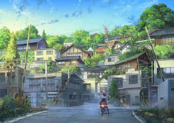Onomichi by PJYNico