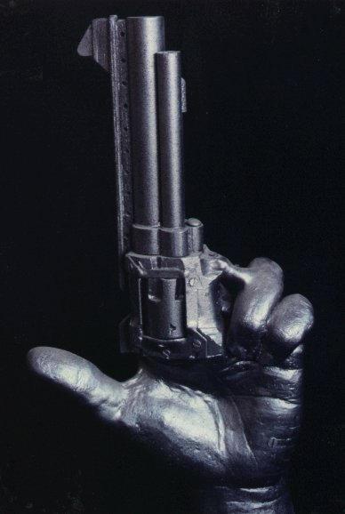 handgun by snuurg