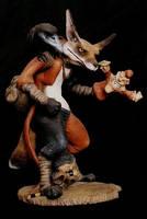 Mett-Aa the Fox by snuurg