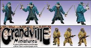 Grandville Miniatures