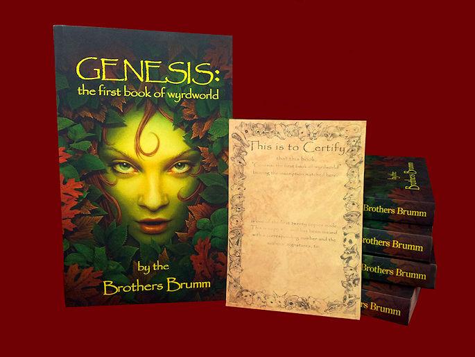 Certified Genesis by snuurg
