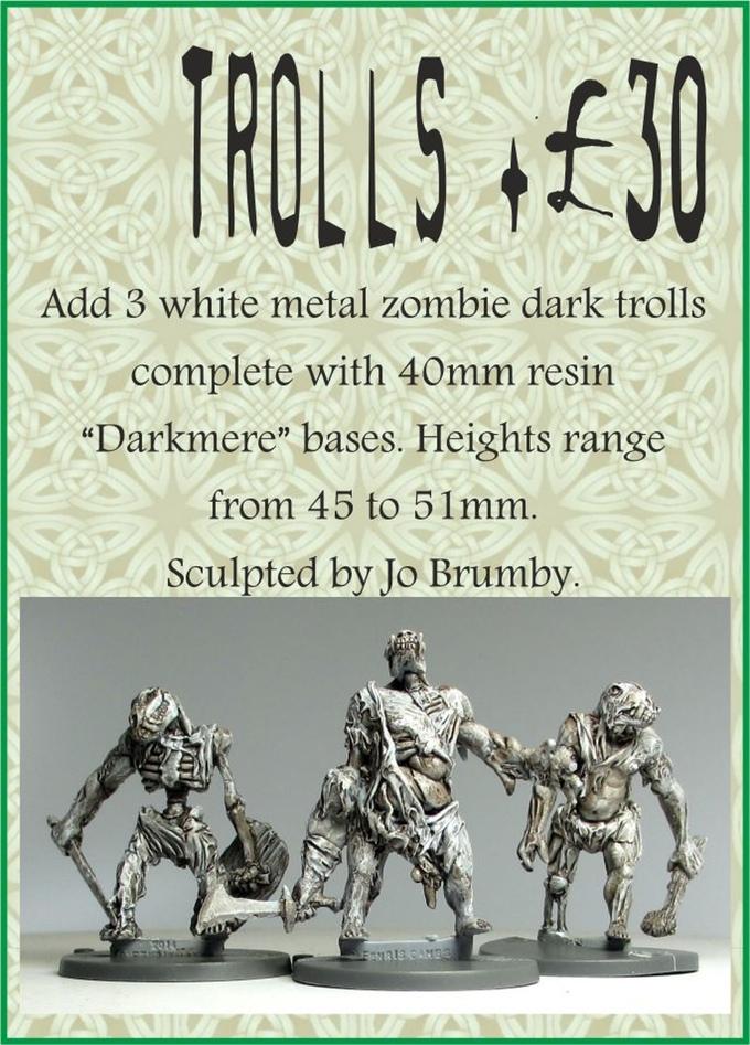 Undead trolls by snuurg