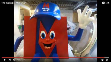 the making of MetroMan