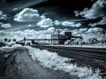 railway station by arfist
