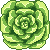 Succulent Icon by Knask