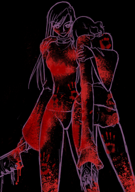 blood splatter by c-sparkle-the-rebel on DeviantArt