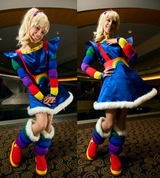 Rainbow Brite at Youmacon by akuriko