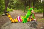 I am Cheshire Cat by MarinaReIkO