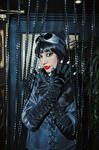 Steampunk Catwoman.