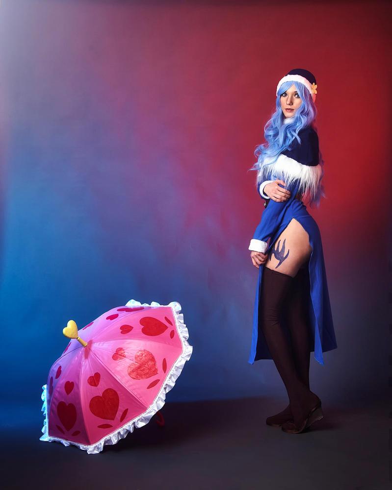 Juvia. Fairy Tail. by MarinaReIkO