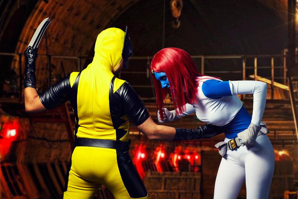 Fighting by MarinaReIkO