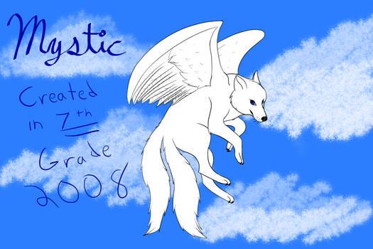 1st of Inktober: Mystic!