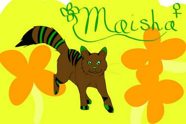 5th of Inktober: Maisha!
