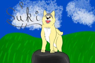 6th of Inktober: Suki!